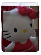 Hello Kitty Backpack Duvet Cover