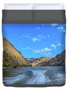 Hells Canyon 01 Duvet Cover