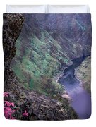 Hells Canyon Duvet Cover
