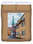 Helsingor Old Street Duvet Cover