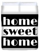 Heme Sweet Home Duvet Cover