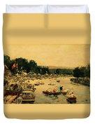 Henley Regatta Duvet Cover