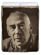 Henry Miller 1 Duvet Cover