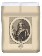 Henry Somerset, 1st Duke Of Beaufort, K.g. Duvet Cover