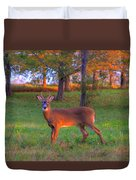 Here And Gone Duvet Cover