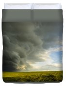Here It Comes Duvet Cover