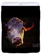 Hereford Cow Duvet Cover