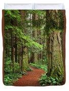 Heritage Forest 2 Duvet Cover
