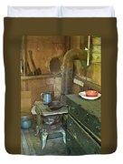 Hermits Cabin Duvet Cover