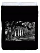Hernando County Courthouse Duvet Cover