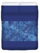 Hexentricity 1 Duvet Cover