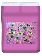 Hey Sole Sister II Duvet Cover