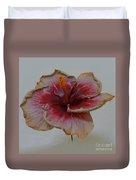 Hibiscus 3 Duvet Cover