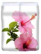 Hibiscus 7 V3 Duvet Cover