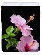 Hibiscus 7 V4 Duvet Cover