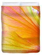 Hibiscus Petals Duvet Cover