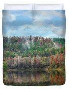 Hickory Forest Duvet Cover