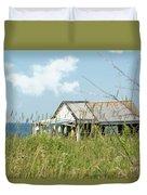 Hidden By The Grass Duvet Cover