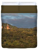 Hidden Castle Duvet Cover