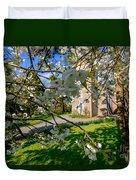 Hidden Church 2 Duvet Cover