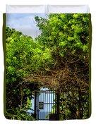 Hidden Gate Duvet Cover