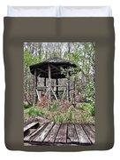 Hidden In The Woods Duvet Cover