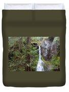 Hidden Rainforest Treasure Duvet Cover