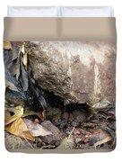 Hidden Sealife Duvet Cover