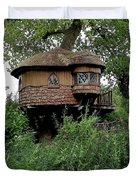 Hidden Treehouse Duvet Cover