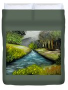 Hidden Waters Duvet Cover