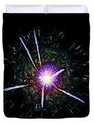 Higgs Boson Duvet Cover