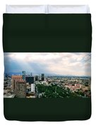 High Altitude Mexico Duvet Cover