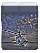 High Dynamic Range Image Duvet Cover