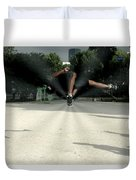 High Fly Duvet Cover by Milan Mirkovic