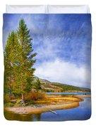 High Sierra Heaven Duvet Cover
