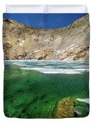 High Sierra Tarn Duvet Cover