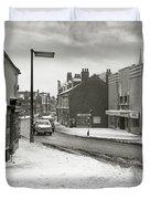 High Street, Lye - 1960's    Ref-60 Duvet Cover