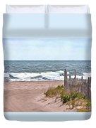 High Tides 2 Duvet Cover