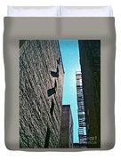 High Walls Duvet Cover