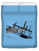 High Wire Duvet Cover