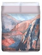 Higher Ground Duvet Cover