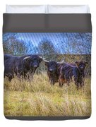 Highland Family Duvet Cover