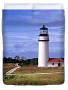 Highland Light Truro Duvet Cover