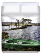 Highland Loch Duvet Cover