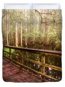 Highlands Hammock Duvet Cover