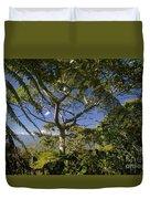 highlands in Costa Rica 2 Duvet Cover