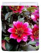 Highlands Ranch Floral Study 1 Duvet Cover