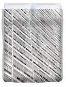 Highrise Duvet Cover by Nancy Ingersoll