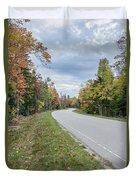 Highway 58 Duvet Cover