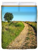 Highway To Heaven Duvet Cover